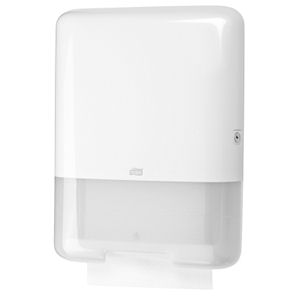 TORK C-FOLD & Z-FOLD PAPER TOWEL DISPENSER WHITE