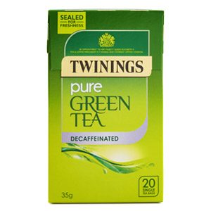 TWININGS GREEN DECAFF