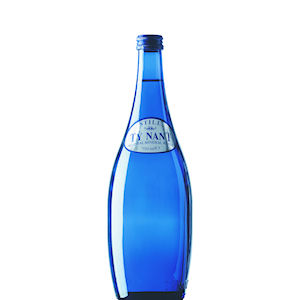 TY NANT MINERAL WATER STILL - BLUE GLASS BOTTLES (750ml) x 12