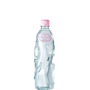 TY NANT PINK RIBBON MINERAL WATER STILL - PLASTIC BOTTLE (500ml) x 24