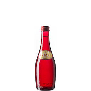 TY NANT MINERAL WATER STILL - RED GLASS BOTTLES (330ml) x 24
