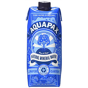 AQUAPAX  MINERAL WATER (500ml) x 12