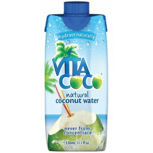 VITA COCO NATURAL COCONUT WATER CARTONS (330ml) x 12