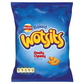 WALKERS WOTSITS REALLY CHEESY (16.5g) x 32