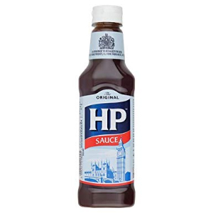 HP SAUCE PET BOTTLE (425g) x 12